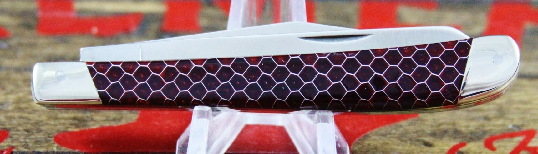 Honeycomb Handle Material Example - 2