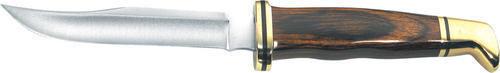 Buck 102 Woodsman Brass