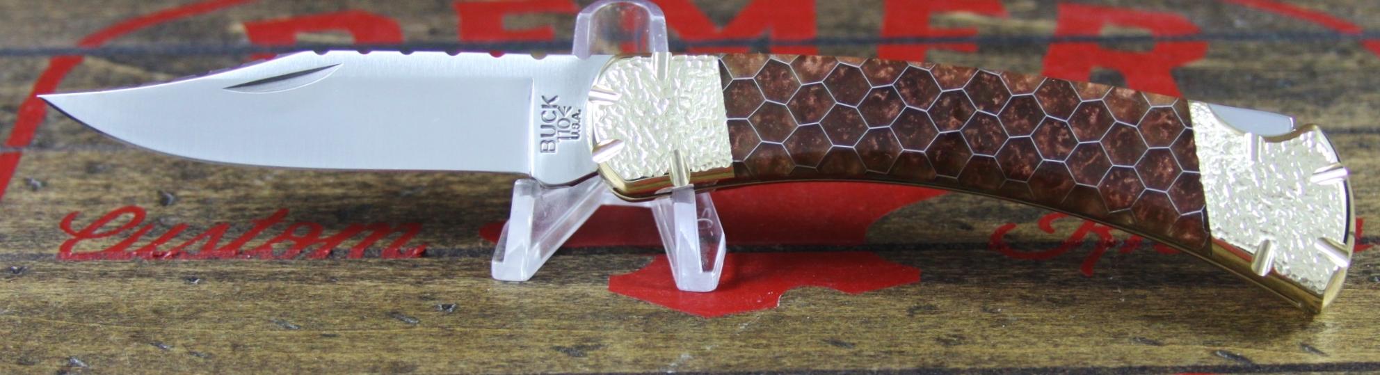 110 Copper Honeycomb - 3