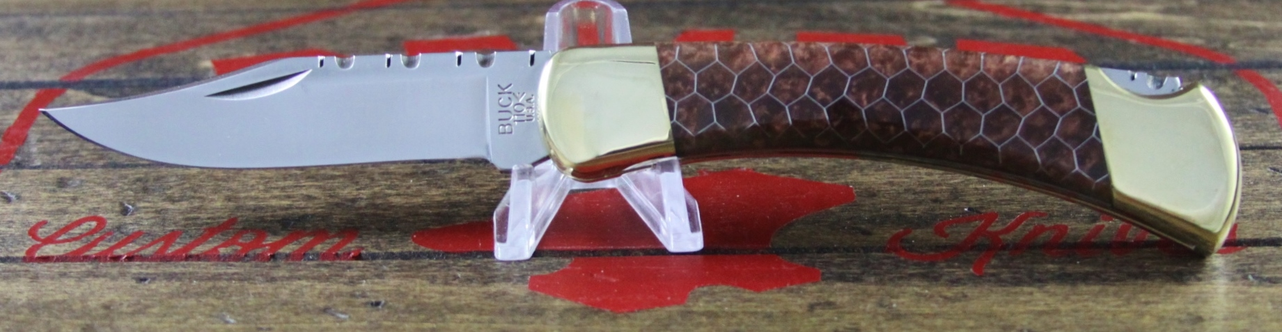 Honeycomb Handle Material Example - 1