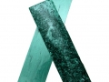 Green Metal Flake