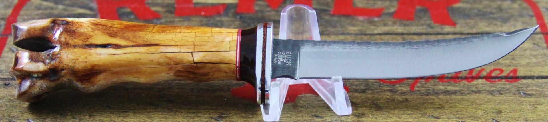 Leg Bone Handle Material Example - 1